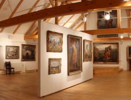 Galerie obrazů a výstavní sál