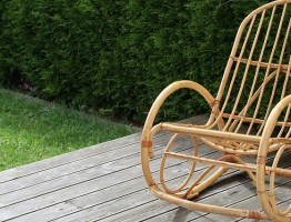 dřevěné terasy