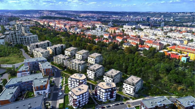 Byty na pražském Žižkově
